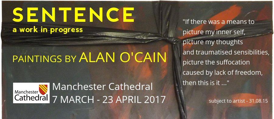 Alan O'Cain - Upcoming Exhibitions