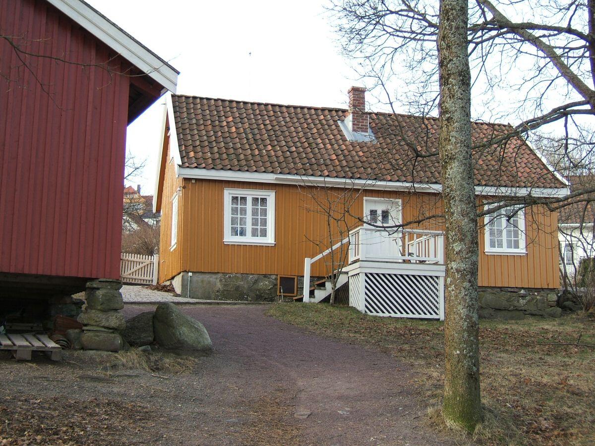 Edvard Munch´s house in Åsgårdstrand