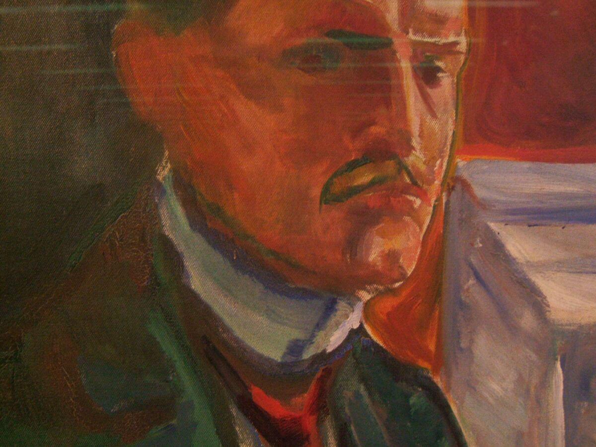 Alan O'Cain