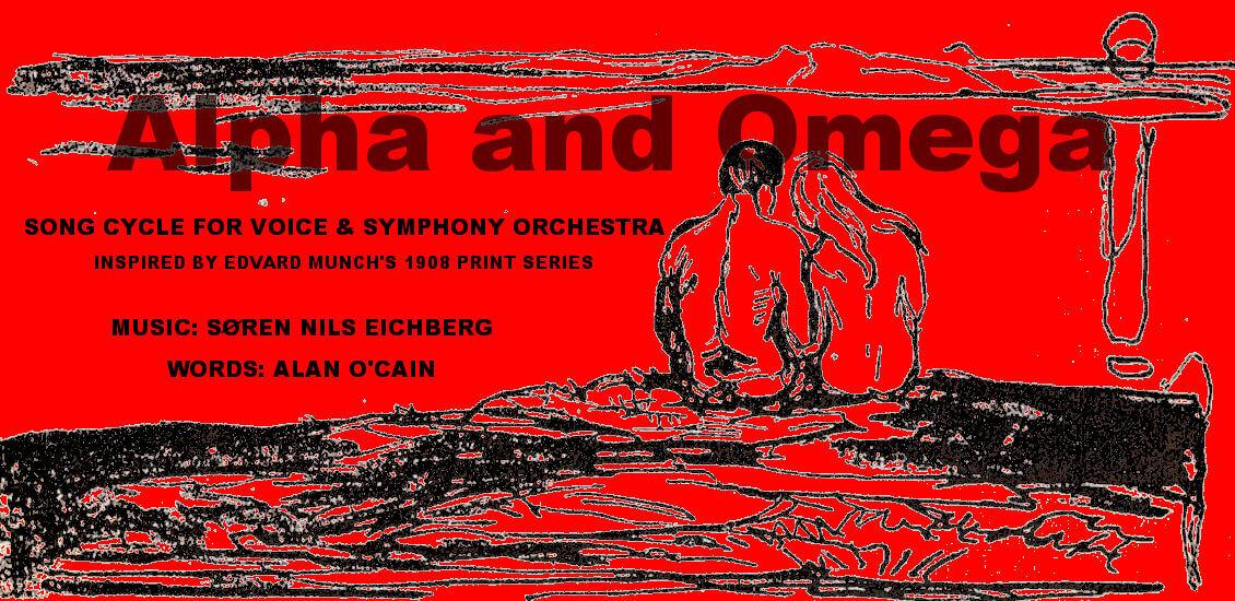 Alan O'Cain - Alpha and Omega - Libretto